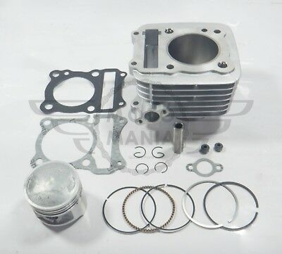 Upgraded Big Bore Cylinder Barrel and Piston Kit for Suzuki GS GN EN125 - 150 cc