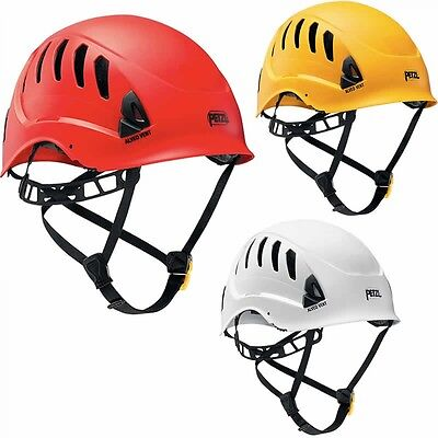Petzl A20 Alveo Vent Height Safety Work Rescue Climbing PPE Helmet Hard Hat