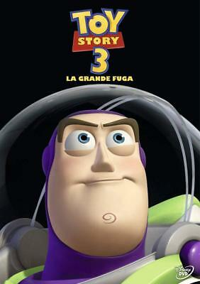 Toy Story 3 - Disney Pixar - Collection 2016 (Dvd) Italiano, Nuovo