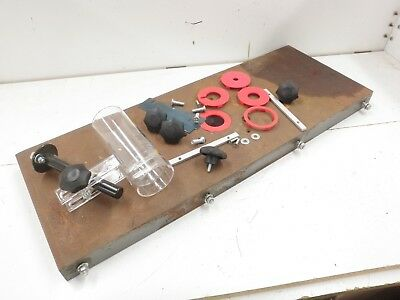 Craftsman Table Saw Cast Iron Router Extension Wing Accessories
