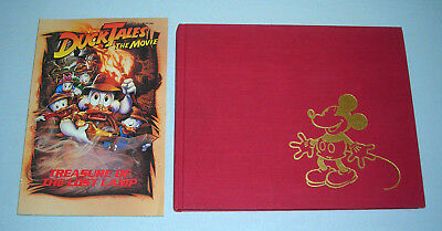 DuckTales The Movie Treasure of the Lost Lamp & Mickey Mouse in Color Comic Book
