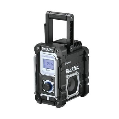 Makita XRM06B 18V LXT Li-Ion Bluetooth Job Site Radio (Tool Only)