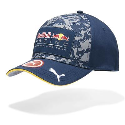 Puma Red Bull F1 Unisex Cap Official Racing Team Gear Hat RRP £65 Authentic NEW
