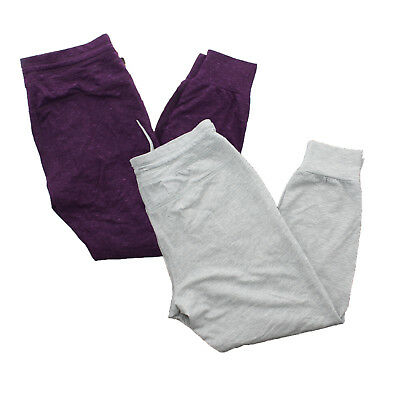 32 Degrees Women's Fleece Heat Tech Jogger Athletic Active Sweat Pants