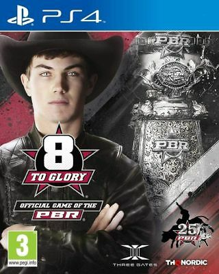 8 To Glory (PS4) IN STOCK NOW UK PAL New & Sealed