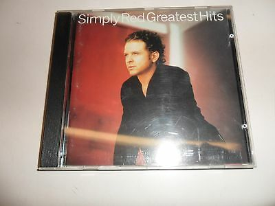 Cd  Greatest Hits von Simply Red (1996)