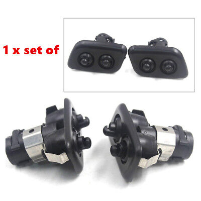 Original Set of Washing Spray Nozzle Xenon Headlights Fit For BMW 3/5er Touring