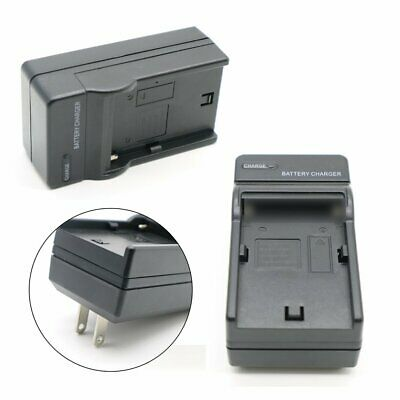 NB-2LH NB-2L12 NB-2L14 Battery Charger For Canon EOS Rebel XT XTi 350D 400D New