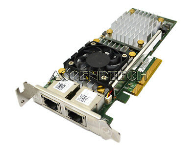 Dell Poweredge R620 Broadcom Bcm957810A1008G Low Profile Pcie Network Card Hn10N