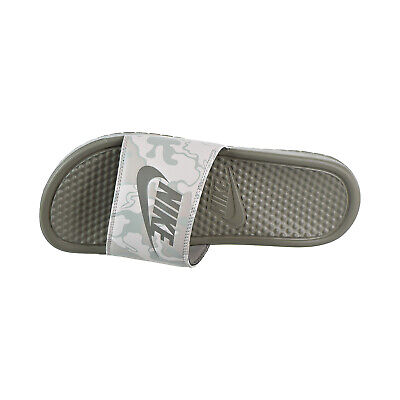 Nike Benassi JDI Print Men's Sandals Dark Stucco 631261-009
