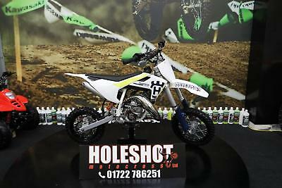 2017 Husqvarna Tc 50 Motocross Bike, Pro Taper Bars