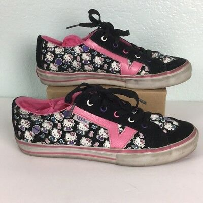 c6c23942edf VANS GIRL SHOES Pink Atwood Hello Kitty Sneakers  2516 -  20.00 ...