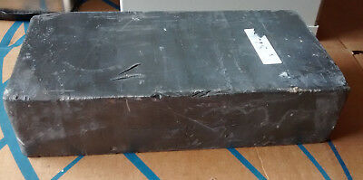 "Lead Brick 8"" x 4"" x 2"" Radiation Shielding Ballast Weights Bullet 26 Pounds"