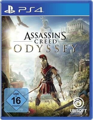 Assassins Creed Odyssey PS4 [WIE NEU!!]