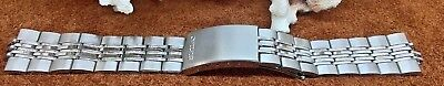 New Old Stock Seiko All Stainless Steel Watch Strap Doner Strap