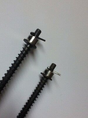 Tension Adjustment Collars - For Kelsey 3x5 Letterpress Roller Hooks - UPGRADE