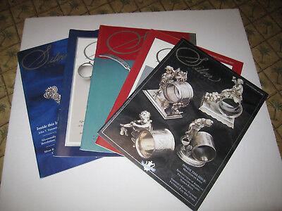 Silver Magazine  5 ISSUES!