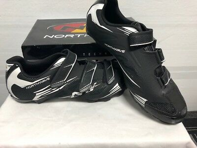 bff9c693dc8 NORTHWAVE SCORPIUS SRS Men's MTB Shoes Black Yellow Size 41 - $89.00 ...