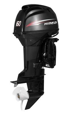 Outboard Engine Motor 60HP 2 Stroke Three Cylinder Long Shaft