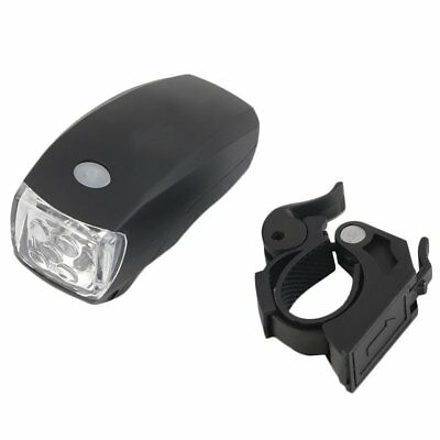 Cycling Bike Bicycle Super Bright 5 LED Front Head Light Lamp 3-Modes LK