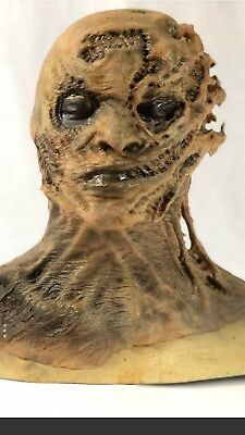 Nothing Left To Fear Screen Used Transformation Bust Movie Prop