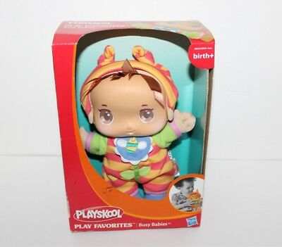 Playskool Busy Babies Brand New Play Favourites Hasbro Age Birth + 2009