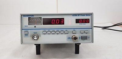 BOONTON RF POWER METER 4220A w/ Opt.01(GPIB)