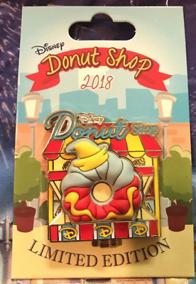 Dumbo Disney Donut Shop Pin LE 3000 Parks Pin Of The Month 2018 October Parks