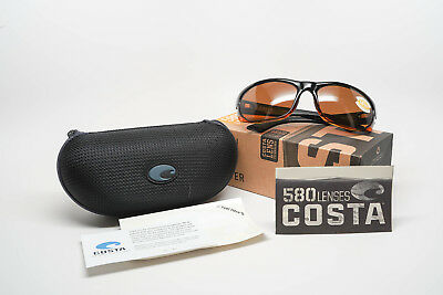 ffd9e88c5b150 NEW IN BOX Costa Del Mar Howler Coconut Fade   Amber 580P Polarized  Sunglasses