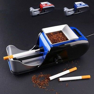 A Rolling Machine Electric Cigarette Automatic Injector DIY Tobacco Roller Maker