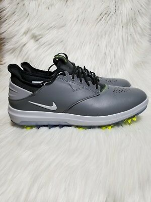 9bc4c6154b5928 Nike Air Zoom Direct Golf Shoes Spikes Grey Black Mens Sz 10.5 923965-002