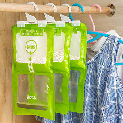 Hanging Damp Storage Household Dehumidifier Bags Moisture Absorbent Bags