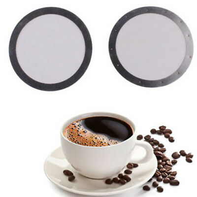 Metal Filter Ultra Fine Stainless Steel Coffee Filter Pro And Home For AeroPress