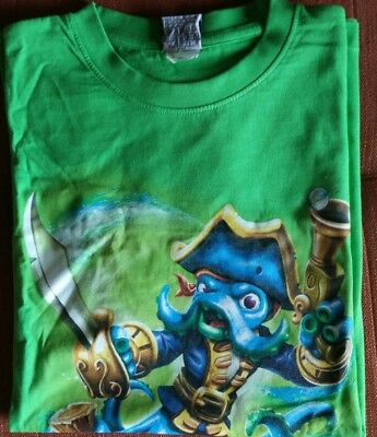 Skylanders Swap Force T-Shirt  (Gamescom Limited Edition)