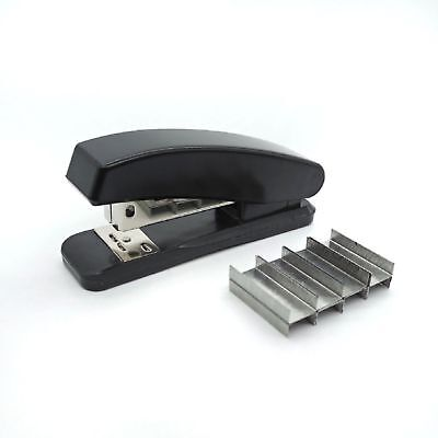 Stapler Set 500+ Staples Quality Metal Stapler and Staples for Work Office Home