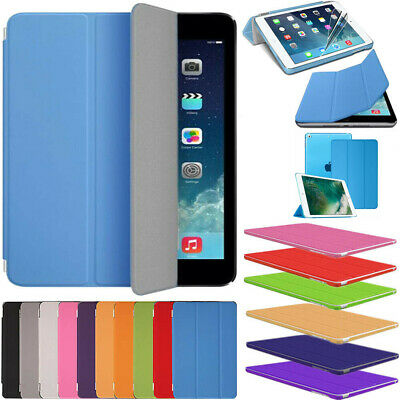 Smart Stand Magnetic Case Cover For Apple New Apple iPad 6,2018,iPad 5, 2017