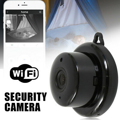 New Mini Wireless WIFI IP Smart Camera HD 1080P Night Vision For Home Security