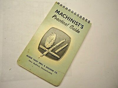 Machinist's Practical Guide 1963