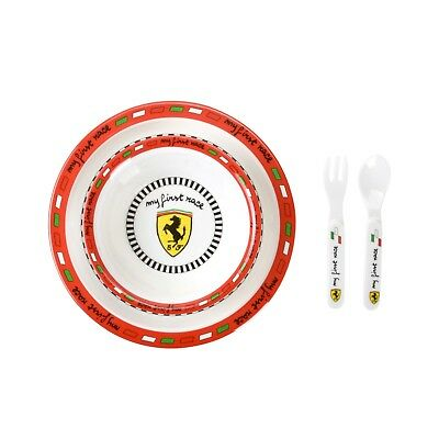 Ferrari My First Race Feeding Set