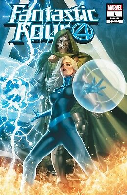 Fantastic Four #1 ~ Jay Anacleto Trade Dress ~ VF+ or better ~ CMS Exclusive!