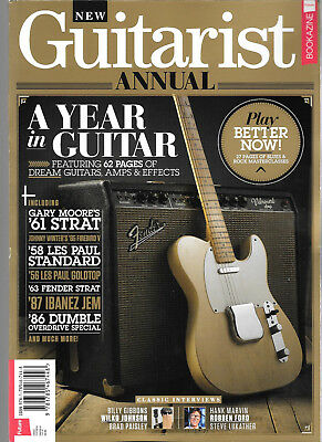 Guitarist Annual 2018 # PLAYERS / CLASSIC GEAR / TECHNIQUES / INTERVIEWS /