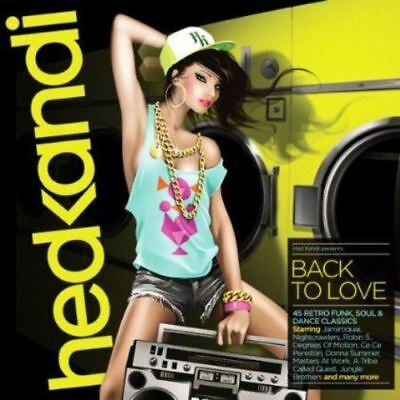 Hed Kandi Back To Love [Audio CD] Various Artists