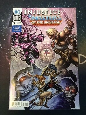 Injustice Vs Masters Of The Universe #3 DC VF/NM 9.0 (CB4510)