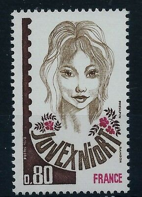 FRANCE 1978 SG2265 Juvexniort Youth Philately Exhibition, Niort Mint MNH