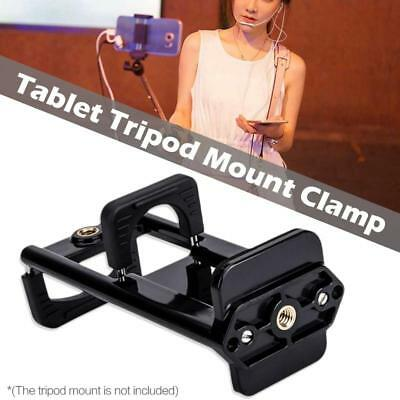 1/4'' Thread Tripod Mount Holder Stand Bracket Adapter For iPad Phone Tablet UK