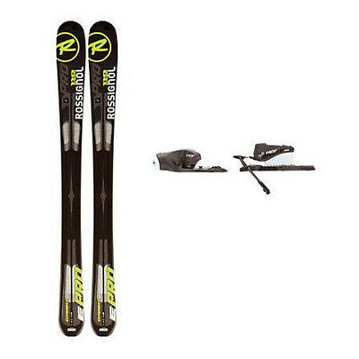 Rossignol experience E Pro junior + fixations ROSSIGNOL COMP KID 25 BLK/WHI