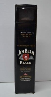 Jim Beam Black Kentucky Straight Bourbon Limited Edition 700ML Collectors Tin