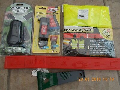 motorist emergency kit - new
