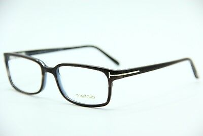 d156cbdf36e0 Brand New Tom Ford Tf 5209 020 Havana Eyeglasses Authentic Frame Rx Tf5209  53-17