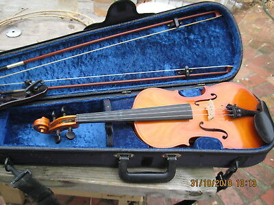 Beginner's Violin   Very Good Condition